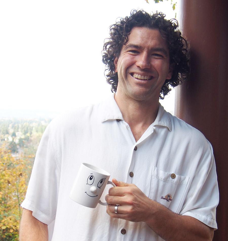 Designer Dennis Veatch, CreatID