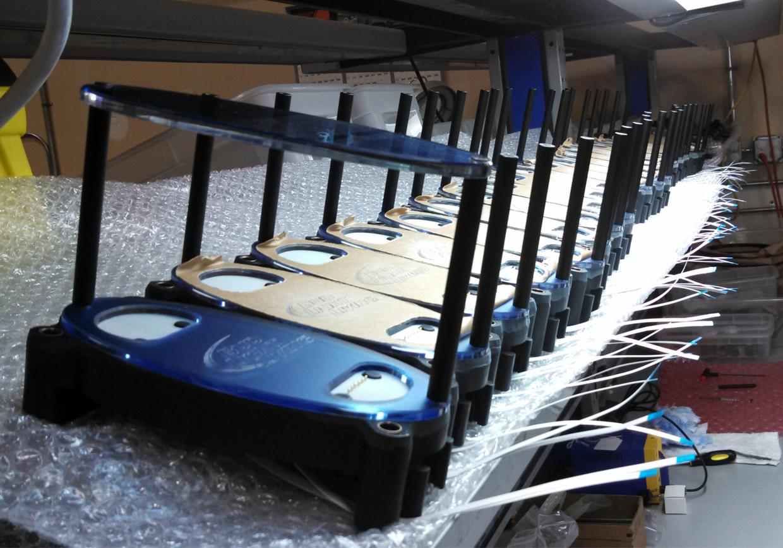 bud light living line manufacturing process