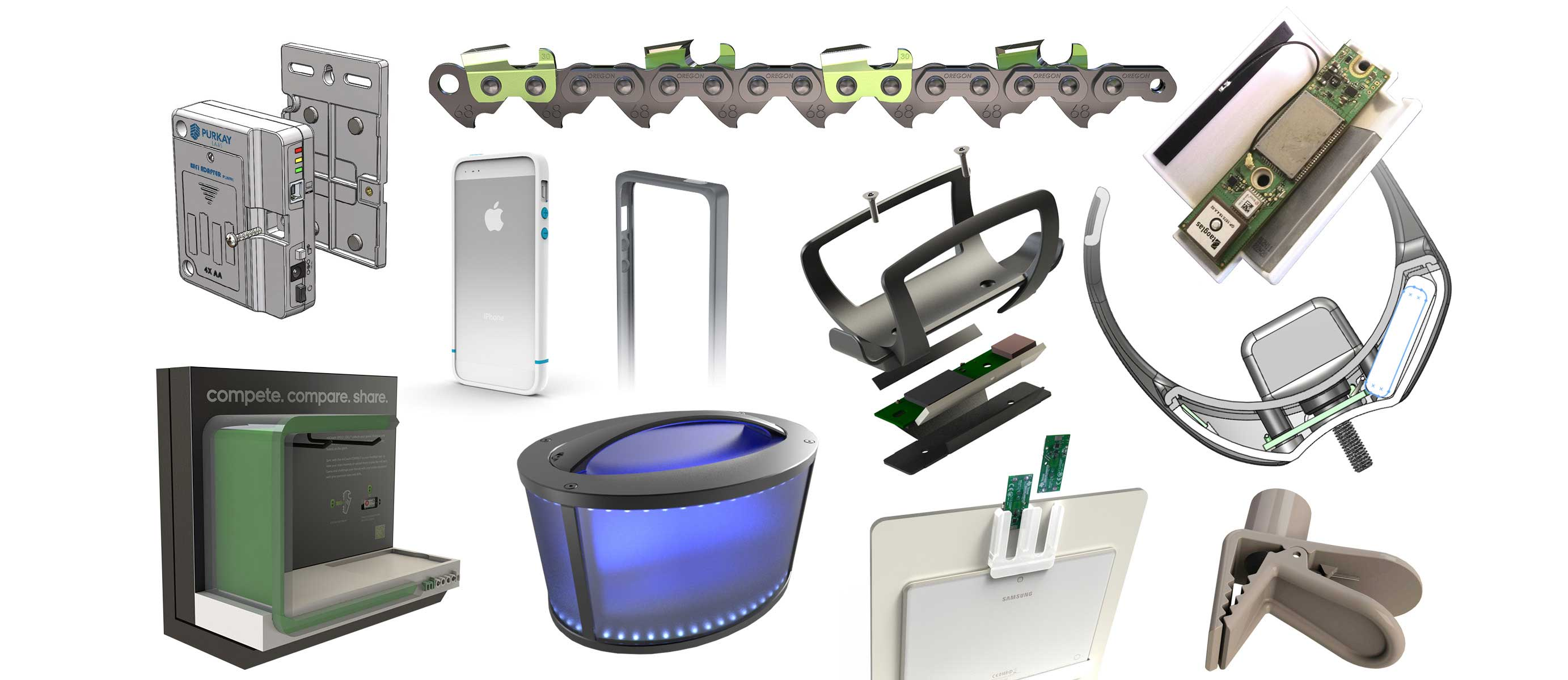 product design samples cad rendering