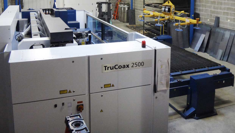 manufacturing trucoax 2500