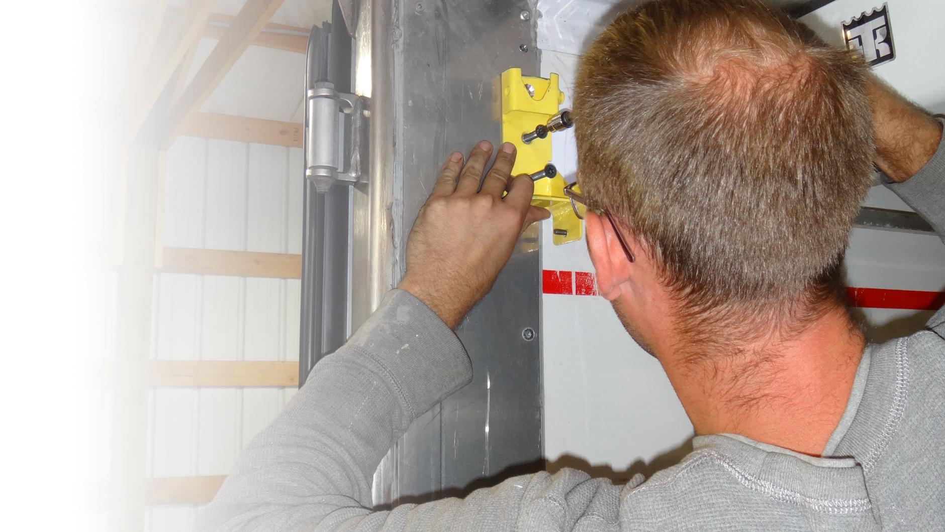 kool shield bracket installation