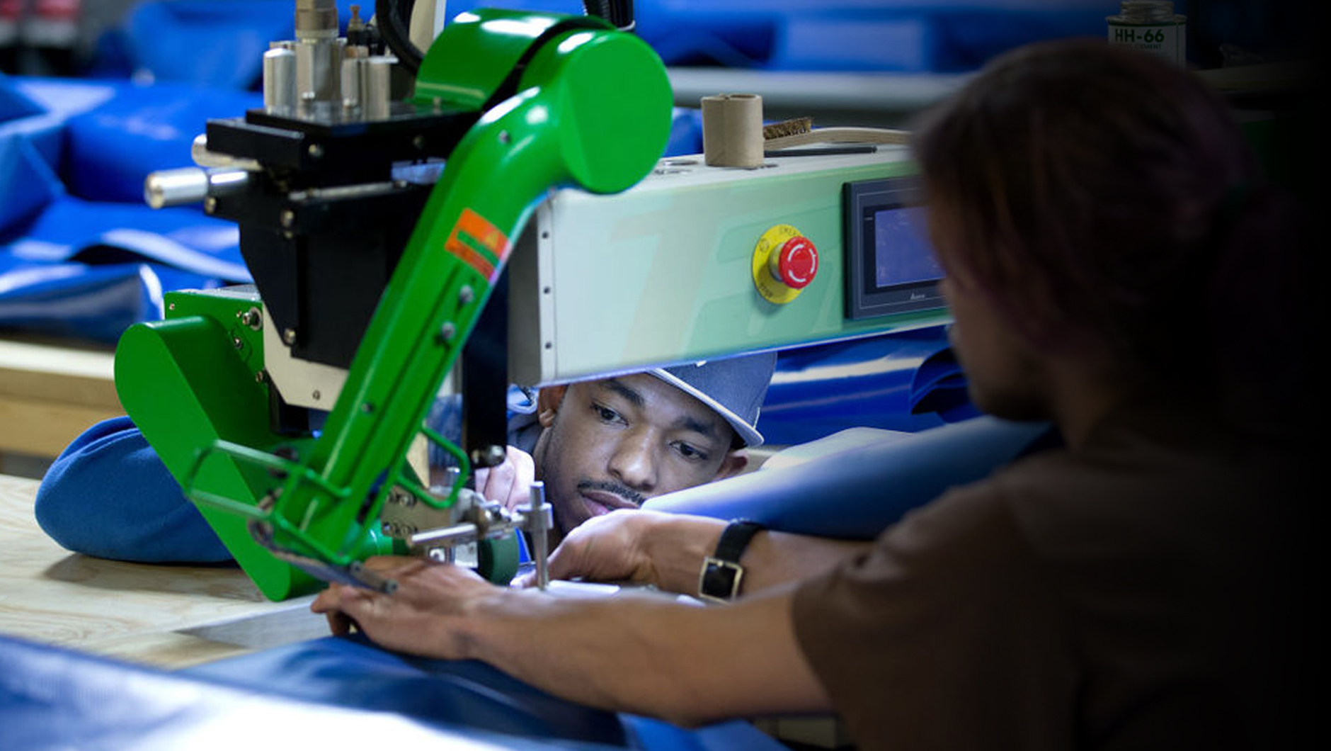 kool shield vendor sourcing sewing manufacturing process