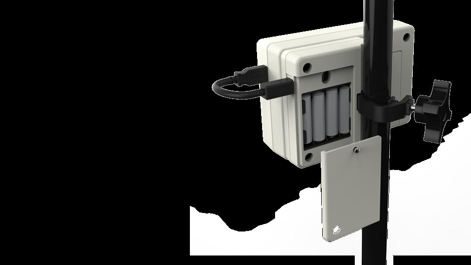 wifi adapter cad rendering