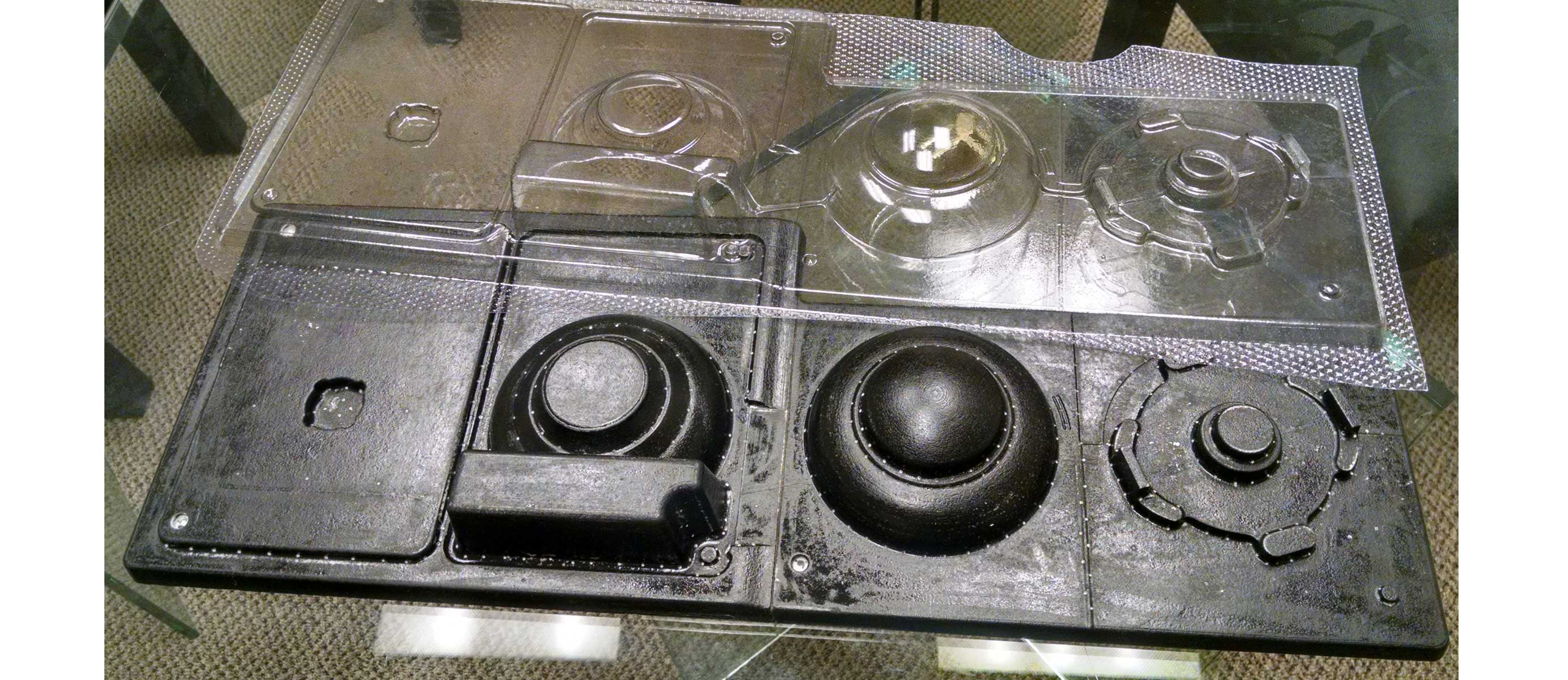 manufacturing molds