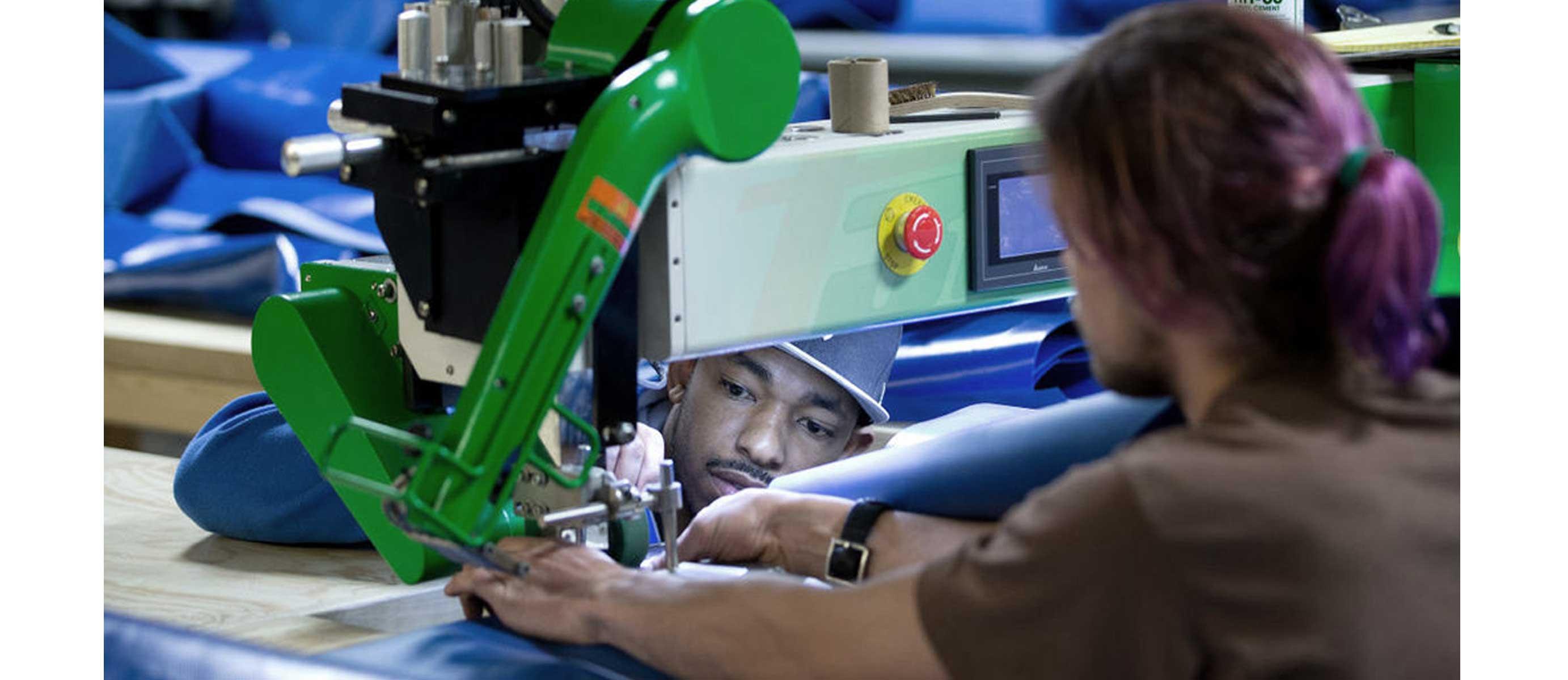 kool shield manufacturing process