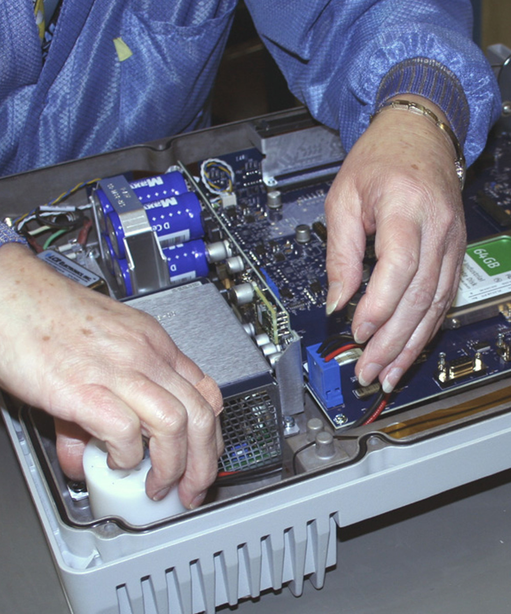 manufacturing pason electronics assembly